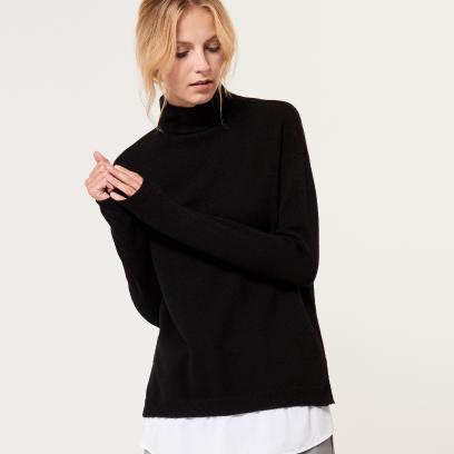 74b675afe00e64 Sweter inaczej. Nietypowe modele z zimowej kolekcji Mohito