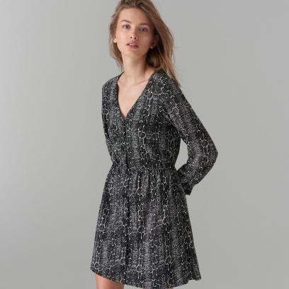 0c54fc11f3 Najpiękniejsze sukienki Mohito  dobierz fason do swojej sylwetki