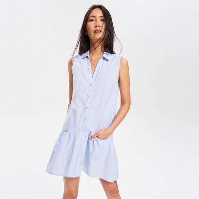 2d80d1da41dd5c Sukienki koszulowe z polskich sieciówek - ubierz się w londyńskim stylu