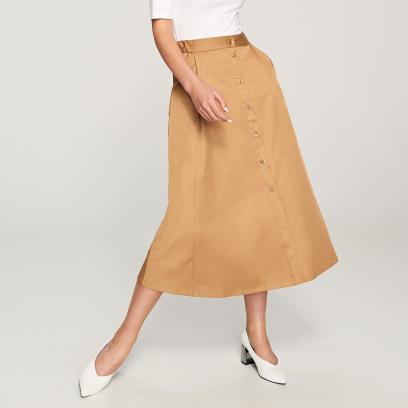 f0ea4ea64bd57e Spódnice dla dojrzałych kobiet - fasony, które odejmą lat