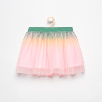 dee0888ee0 Jak ubrać dziecko na wesele modnie i wygodnie  Kolaż Avanti24   Mat.  partnera. Reserved - Tiulowa spódnica - Różowy
