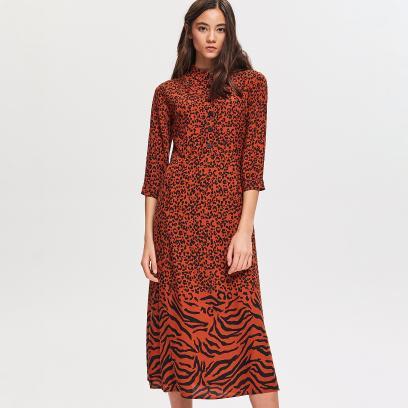 380f60b163 Sukienki w zwierzęce wzory. Najładniejsze propozycje z polskich sklepów