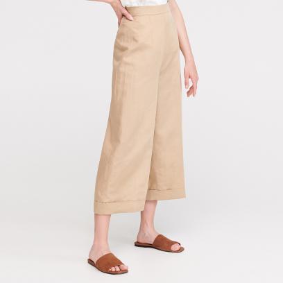 d9325804658200 Spodnie z szerokimi nogawkami. Wybrałyśmy najmodniejsze propozycje z ...