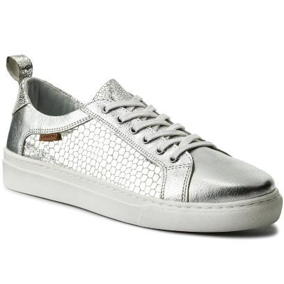 7d69ed1ac5490 Sneakersy LASOCKI - WI12-RASTA-05 Srebrny
