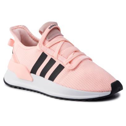ac3678ccff5825 Buty adidas - U Path Run W G27996 Cleora/Cblack/Ftwwht
