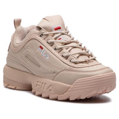 c44358f12d20 Sneakersy FILA - Disruptor Low Wmn 1010302.70P Peach Whip
