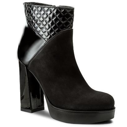 144948f9ddadf Kazar na zimę  wybieramy najładniejsze buty i torebki. Botki Rozenek ...