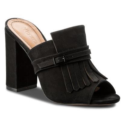 e65a961e9a8e3 Klapki na obcasie - najmodniejsze buty tego sezonu