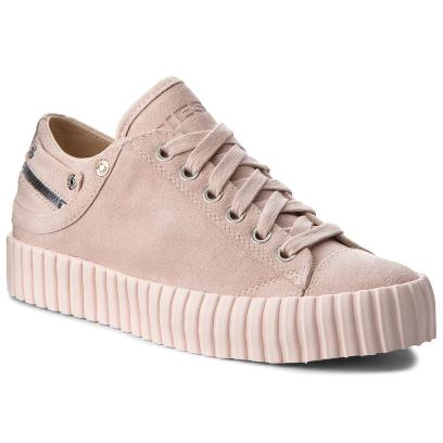 0a3bf39e3d766 Sneakersy DIESEL - S-Exposure Clc W Y01646 P1022 T4100 Pink Champagne