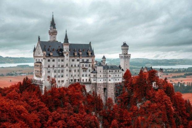 Zamek Neuschwanstein, �wiadectwo szale�stwa czy niezwyk�ej pasji? [HISTORIA I INFORMACJE PRAKTYCZNE]
