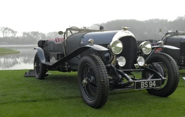 Bentley 3 Litre Sport