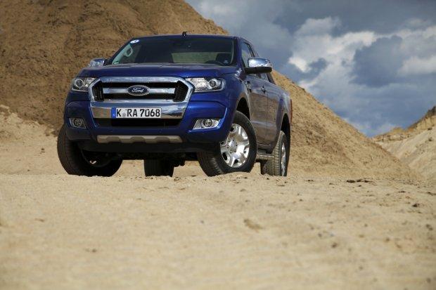 Ford Ranger | Pierwsza jazda | Atleta z marzeniami