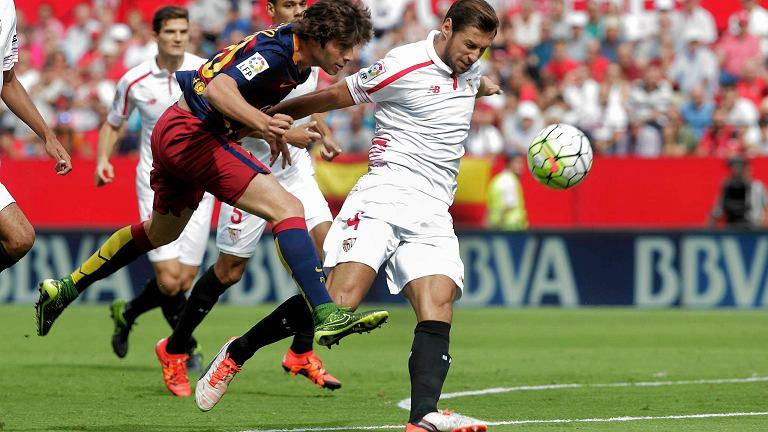 Finał Pucharu Hiszpanii. FC Barcelona - Sevilla NA ŻYWO. Transmisja w TV, Gdzie obejrzeć?