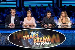 'Twoja twarz brzmi znajomo', Paweł Królikowski, Katarzyna Skrzynecka, Kacper Kuszewski, Joanna Liszowska
