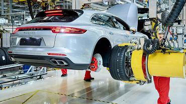 Ruszyła produkcja pierwszego kombi od Porsche