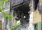Wybuch gazu w mieszkaniu w Nowym Targu. S� ranni