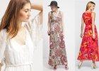 Długie sukienki - maxi efekt w letnich stylizacjach