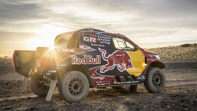 Toyota Rajd Dakar 2017