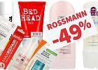 Rossmann rozpoczął promocję -49 proc. Polecamy sprawdzone kosmetyki, które kupisz za połowę ceny