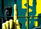 I kto tu jest terroryst�? Dlaczego Czeczeni z �om�y siedz� w areszcie ju� ponad rok