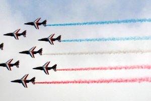 W Pary�u Boeing walczy z Airbusem o zam�wienia warte miliardy dolar�w