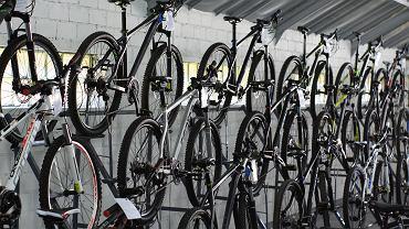 biznes rowerowy
