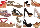 Letni must have: buty na korkowej podeszwie