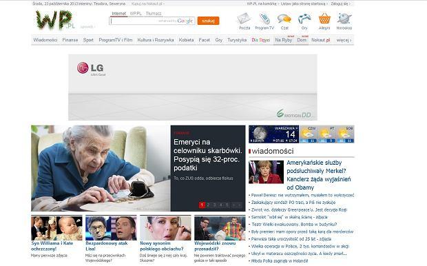 Portal WP.pl sprzedany. Nabywcą Grupa O2