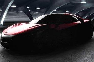 Salon Detroit 2015 | Acura NSX | W ko�cu wersja produkcyjna