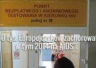 W 2014 roku na AIDS zachorowa�o ponad 140 tys. Europejczyk�w