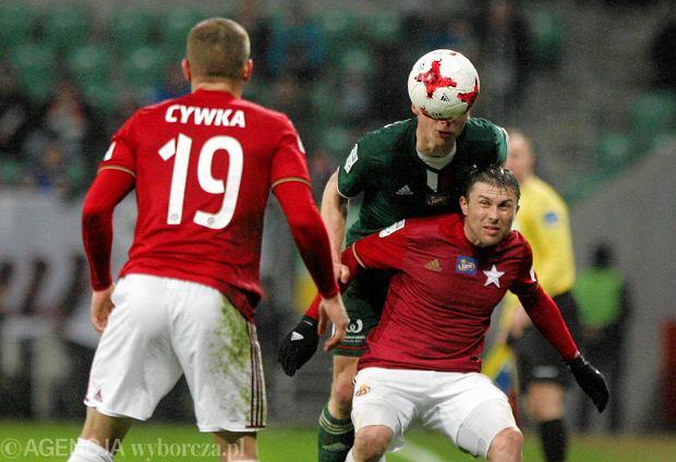 Śląsk - Wisław Kraków 1:0
