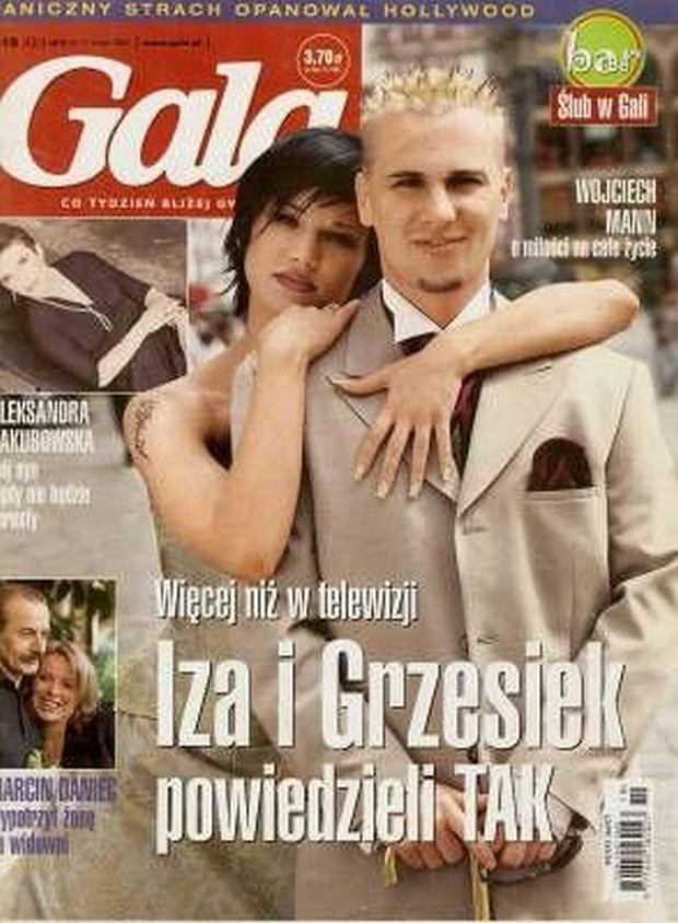 """Iza Kowalczyk i Grzegorz Markocki z """"Baru"""""""