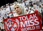 Radykalni muzułmanie protestują przeciw Miss World