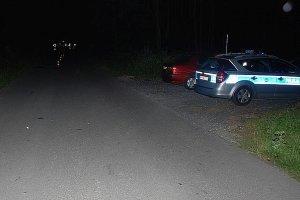 Kierowca wjechał w grupę nastolatków i uciekł. 16-latek nie żyje