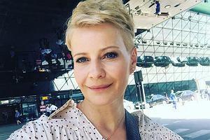 Małgorzata Kożuchowska zmieniła fryzurę