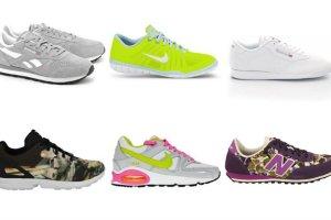 Damskie buty sportowe - najlepsze propozycje do 250zł