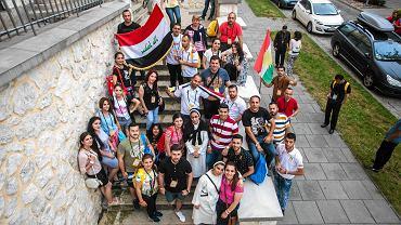 Kurdowie z Iraku