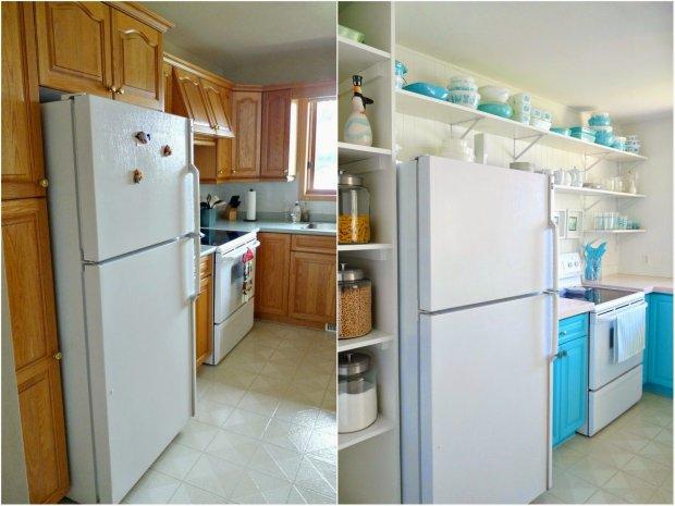 Spektakularna metamorfoza kuchni inspiruj ce zdj cie nr 5 - Cucine on line low cost ...