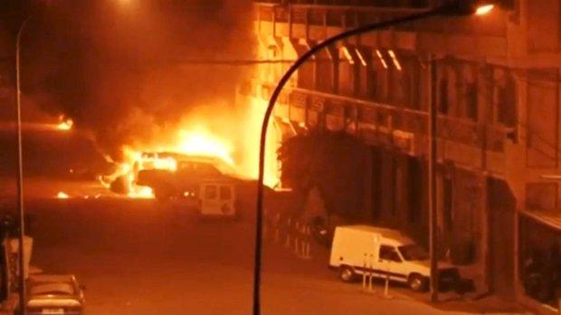 Atak terrorystyczny na hotel w Burkina Faso