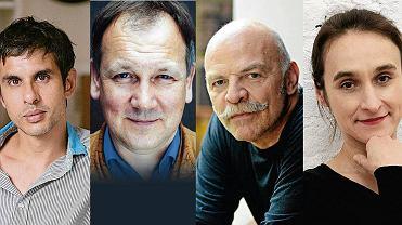 Rana Dasgupta, Cezary Łazarewicz, Martin Caparrós, Aneta Prymaka-Oniszk i Ed Vulliamy