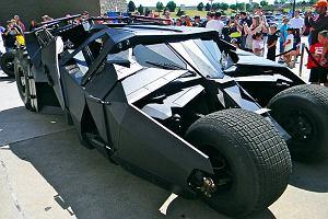 Pojazdy Batmana