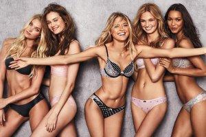Nowe Anio�ki Victoria's Secret w samej bieli�nie w nowej sesji zdj�ciowej. W�r�d nich jedna Polka i dziewczyna Miley Cyrus! [ZDJ�CIA]