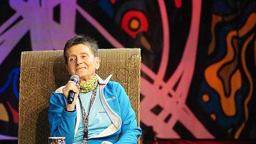 Woodstock 2015: Spotkanie z Anną Czerwińską w Akademii Sztuk Przepięknych