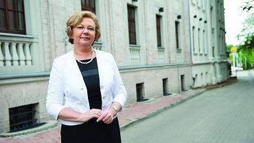 Małgorzata Mańka-Szulik, prezydent Zabrza