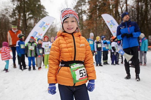 Zosia Krawczyk - uczestniczka City Trail Junior