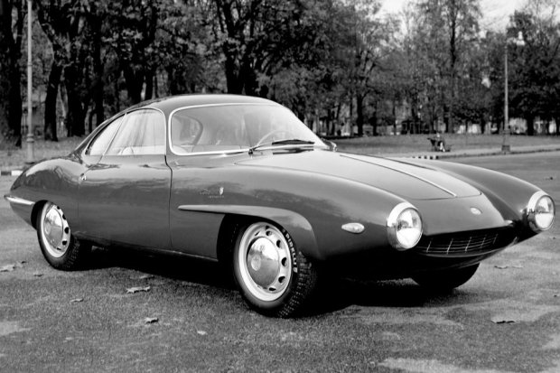 1959 Alfa Romeo Giulietta Sprint Speciale