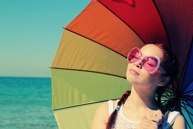 Różowe okulary to atrybut, który nigdy się nie starzeje