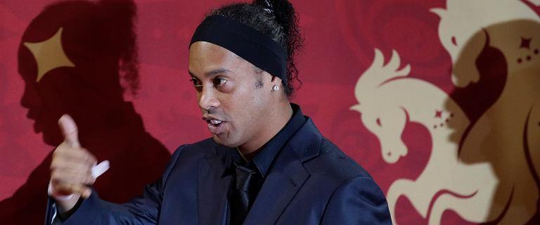 FC Barcelona odcina się od Ronaldinho