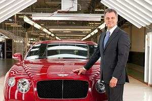 By�y szef Bugatti i Bentleya pozywa VW na setki milion�w euro