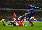 Premier League. Arsenal-Chelsea w pi�ciu punktach